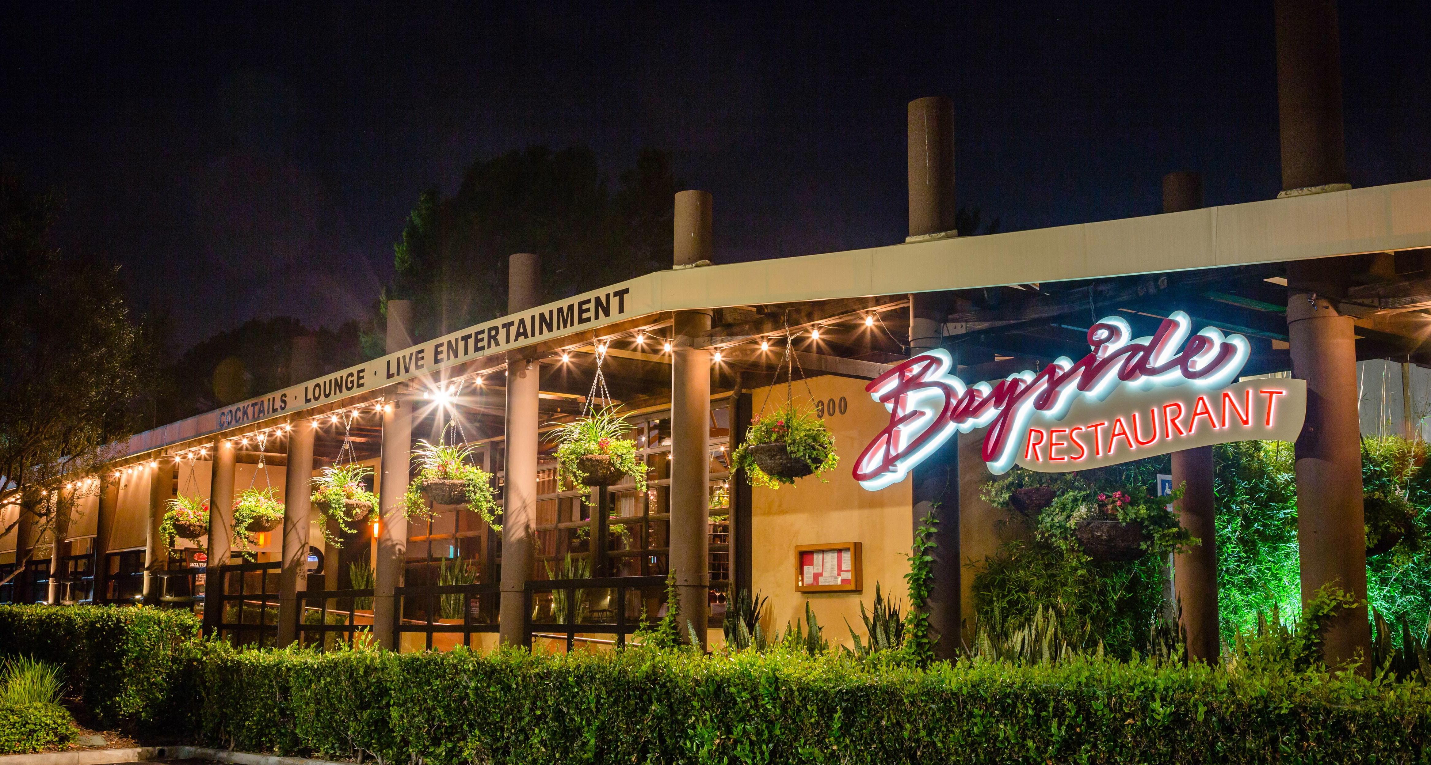 Italian Restaurant Bayside Newport Beach