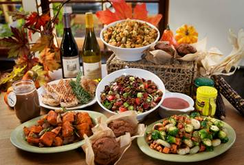 Food Delivery Los Angeles Thanksgiving