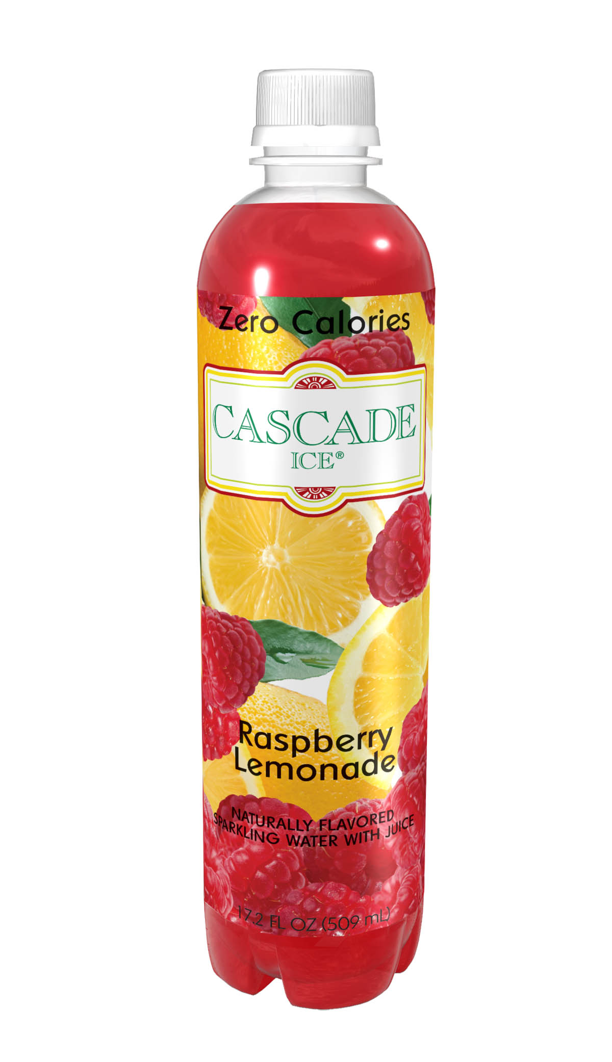 Cascade ice is refreshing and has zero calories for Cocktail 0 calorie