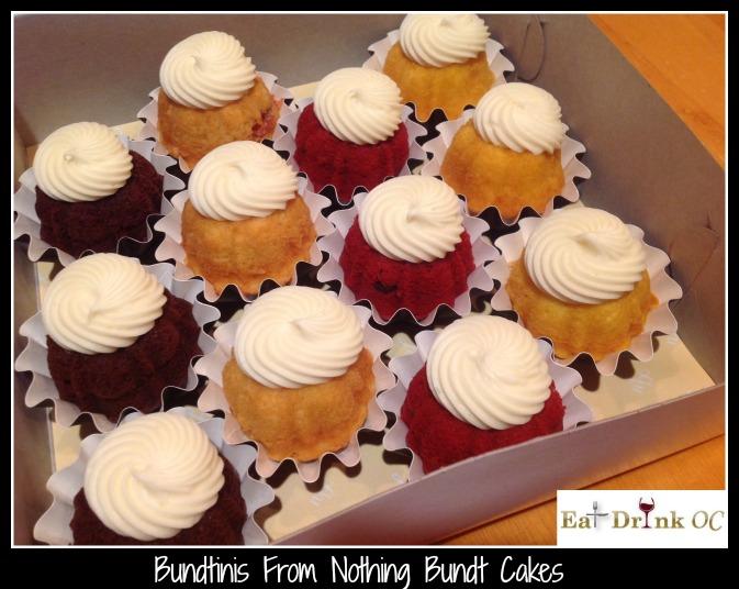 Nothing Bundt Cakes Laguna Hills
