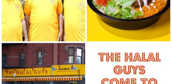 The Halal Guys Come To OC