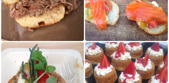 Newport Food and Wine Festival Media Preview